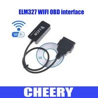 apple ipad checker - WiFi OBD Auto checker Car Diagnostics Tool for Apple iPad iPhone iPod Touch ELM327 Wifi diagnostic Interface OBD2 scanner OBDII