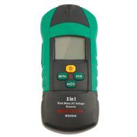 ac metal detectors - Superior Pc MASTECH MS6906 Stud Metal AC Voltage Scanner Detector Test Multifunction