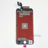 Wholesale For iPhone S LCD AAAA Quality No Dead Pixels Display Touch Digitizer Screen Assembly with Frame with Small Parts Assembly Repalcement Parts