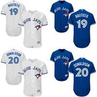TORONTO BLUE JAYS JERSEYS - 2016 Flexbase Authentic Collection Men s Toronto Blue Jays Josh Donaldson Jose Bautista Kevin Pillar baseball jerseys Stitched