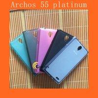 archos screen protector - 2pcs Screen Protectors High Material TPU Case Archos platinum Case
