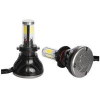 Wholesale Whosale sets W LM Car LED Headlight sets HID kit H1 H3 H7 H8 H9 H10 H11 H16