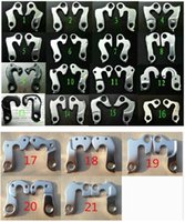 Wholesale 2 Brand New Alloy Hanger Road mountain Bike Bicyle Rear Derailleur Hanger dropout More styles bicycleparts with screw