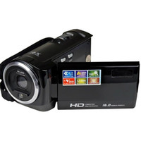 Wholesale New HD Digital Video Camera Max MP inch Screen Rotation x digital zoom