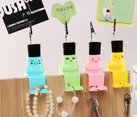 Wholesale Hot Useful Keyboard Brush Cleaner Phone holder Memo Clip Sticky Hook in