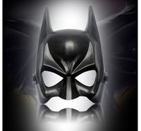 Wholesale Dark Knight Rises Halloween Batman Mask Adult Masquerade Party Bat Man Face C012