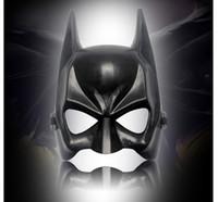 Wholesale Dark Knight Rises Halloween Batman Mask Adult Masquerade Party Bat Man Face C012