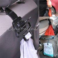 best purse hook - Best Price Auto Car Vehicle Seat Headrest Hook Bottle Purse Bag Organizer Holder Lifter Hand Tool Hanger Shopping Good Helper