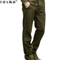 argo pants - Outdoor Sport Pants Men Hiking Camping Tactical Argo Pants Cotton Wear Resistant Male Tactical Men Military Trousers HMH0084