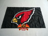 arizona flag - Arizona Cardinals CM flag three layers double sided printing Good quality flag Four wire stitching