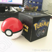 abs fun - 7cm Pokeball With Box Packing Cosplay Plastic Pop up styles Poke Ball Fun Toys Gift ABS Anime Pikachu PokeBall Toys OOA668