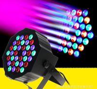 Wholesale 30 piece The new stage lights Light LED full color par light W performance lights bar lights dyed lights