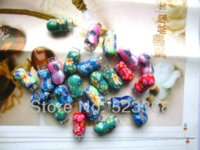baby clicking - mix color POLYMER CLAY essential oil bottle vial pendant nacklace Click for more deals oil bottle bottle baby