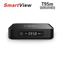 adult tv channels - 2016 T95m Android TV BOX Full HD K Adult Channel Amlogic S905 Android TV box T95M with LED Display