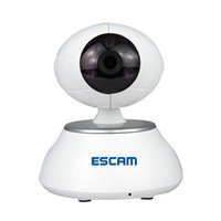 baby ga - Escam QN01 Wifi Mini baby care IP Camera HD P Onvif P2P Night Vision Built in Speaker E PTZ control indoor CCTV Camera Anti Thief Fire Ga