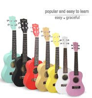 Wholesale color small guitar Beginner s Preferred