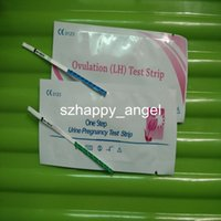 Wholesale One Step Pregnancy Test Ovulation Test mm Strip Format with High Quality