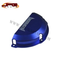 Wholesale Billet CNC Right Side Engine Case Cover Protector For KTM EXC Blue Motorcycle Racing Motard Motocross