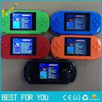 Wholesale New hot PXP3 bit Children Classic Handheld Digital Screen Video Game Console PVP PSP For Kids
