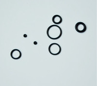 Wholesale Black NBR70A O Ring Seals ID13 mm C S2 mm OR3056 OR3087 AS568 Standard Set