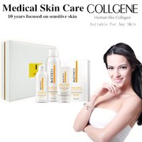 Wholesale Collgene Human like Collagen Face wash and Cream and Spray and Masque Easy Sensitive skin in China