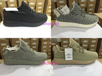 Wholesale YZ Boost Pirate Black Low Sport Running Shoes Men Footwear Shoes Training Boots Sneakers Offer Drop shipping