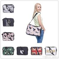 Wholesale Outdoor Packs Messenger Bags Fullprint shouder bags Hot Sale Sport Bags Handbags Fashion New Messenger Bags Handbag outdoor travel Bags