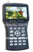 Wholesale Android Tv Box Iptv Box Kpt h inch Tft Led Handheld Dvb s s2 Sat finder Hd Signal Strong Satellite Test Tool