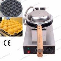 Wholesale units V V Stainless Steel Electric Eggettes Egg Waffle Maker Baker Machine Iron