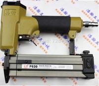 air stapler nailer - High Quality meite P630 Pneumatic Nail Gun Air Stapler Gun Pneumatic Brad Nailer Gun