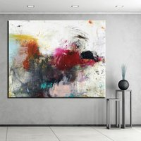 abstract painting ideas - Hard Tellin Iv Painting wall picture Abstract Art wall painting for home decor ideas print on canvas oil painting No Framed