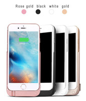Wholesale 7000mah Power case for iphone6 External Backup Battery Charger Case For iphone Power Charger Case for iphone