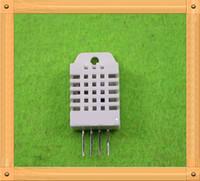 Wholesale DHT22 digital temperature and humidity sensor AM2302 sensor replace SHT10 SHT11