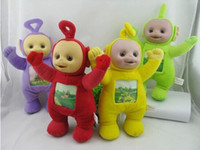 baby gifts export - cm Teletubbies Baby toys plush Dolls D Export US CM toy for Kids Christmas gifts Children gift TV Doll