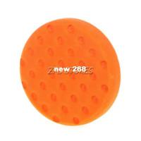 Wholesale 20pcs inch mm Orange CCS smart Buff Polishing Pad for car polisher