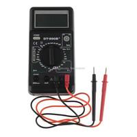 Wholesale Digital Multimeter Tester DT M890B Voltmeter Ohmmeter AC DC Ammeter B00344 CADR