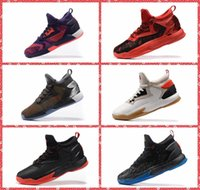 adult all cotton fabric - 2016 men athletic D Lillard Rip City basketball boost shoes adult Damian Lillard ii trainer sneakers Free drop shipping