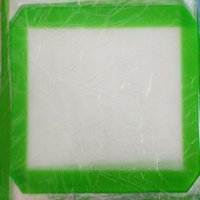 baking sheet set - Best Silicone Baking Mat Set Work As Cookie Sheets Reusable Non stick Surface Small Square x4