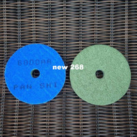 abrasive sponge pads - Sponge Polishing Pad Inch Marble Polishing Abrasives Tools Stone Sanding Diamond Discs Buffing Pads Sandpaper Disc Sander