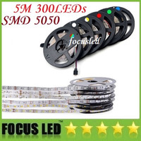 Wholesale waterproof IP65 LED M SMD single color Flexible led strip light cool white warm white leds M led tape