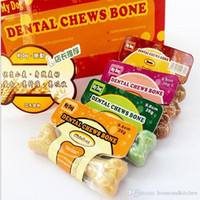 Wholesale New Smart Bones quot Dog Dental Chews Bone Natural Large Smart Bones for Dogs Chew Toys