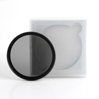 Wholesale FOTGA Ultra Slim Fader Variable ND MC Filter ND2 to ND400 mm Neutral Density
