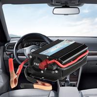 Wholesale 500W Car Vehicle USB DC V to AC V Power Inverter Adapter Converter Output Socket Universal plug ZY49