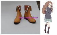 ai boot - Beyond The Boundary Ai Shindo Cosplay Costume Boots Boot Shoes Shoe new come hand made Custom made