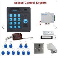 Wholesale Remote Control ID Card ENNIO SY5100R A Door Access Control Controller ABS Case RFID Reader Keypad