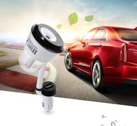 Wholesale Car Humidifier II Car Air Humidifier with USB Changer Port Aromatherapy Essential Oil Aroma Diffuser Air Purify Car charger Portable Min