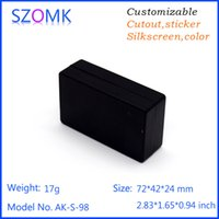 ak china - 10 mm plastic enclosure China enclosure supplier szomk electric junction box pcb plastic housing case AK S