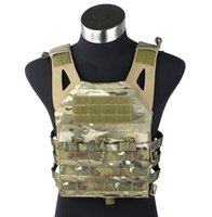 Wholesale TMC Skirmich Jumper Plate Carrier JPC vest sports airsoft painball military product Multicam camo TMC1753