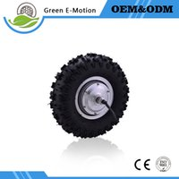 Wholesale high quality inch electric wheel rough hub motor mm diameter V W W electric bicycle motor