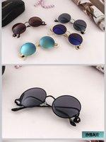 arc flash - Retro luxury arc exaggerated sunglasses sunglasses sunglasses sunglasses Flash Mirror Sunglass Sunglasses Summer with packaging lf